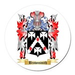 Brownsmith Round Car Magnet