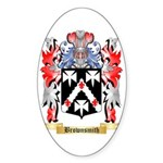 Brownsmith Sticker (Oval)