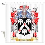 Brownsmith Shower Curtain
