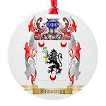 Brownrigg Round Ornament