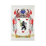 Brownrigg Rectangle Magnet (100 pack)