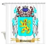 Browning Shower Curtain