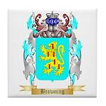 Browning Tile Coaster