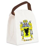 Browne Canvas Lunch Bag