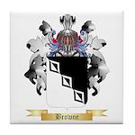 Browne 2 Tile Coaster