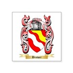 Brower Square Sticker 3