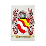 Brouwers Rectangle Magnet