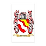Brouwers Sticker (Rectangle)