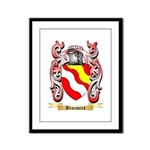 Brouwers Framed Panel Print