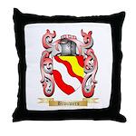 Brouwers Throw Pillow