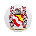 Brouwers Ornament (Round)