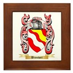 Brouwer Framed Tile