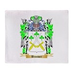 Brouwer 2 Throw Blanket