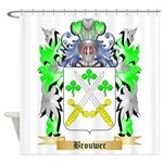 Brouwer 2 Shower Curtain