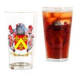 Broun Drinking Glass
