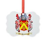 Broun Picture Ornament