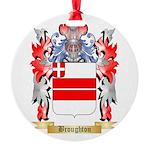 Broughton Round Ornament