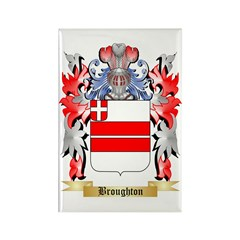 Broughton Rectangle Magnet (10 pack)