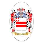 Broughton Sticker (Oval 10 pk)
