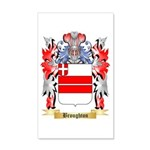 Broughton 20x12 Wall Decal