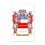 Broughton 35x21 Wall Decal