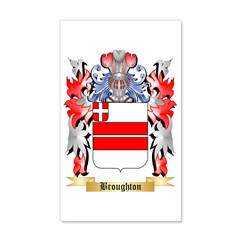 Broughton Wall Decal