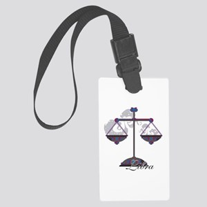 Starlight Libra Large Luggage Tag