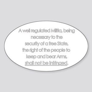 Right to bear arms Sticker