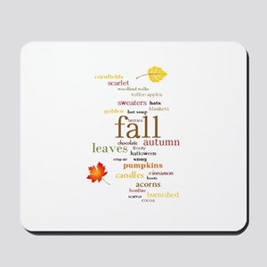 Fall Dreams Mousepad