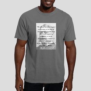 Arthur - Politicians Mens Comfort Colors Shirt
