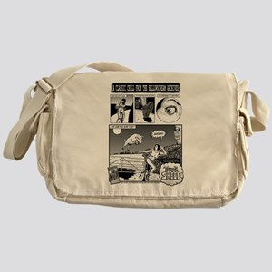 Terror of The Sheep Messenger Bag