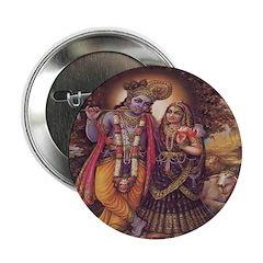 Krishna Buttons (10 pack)