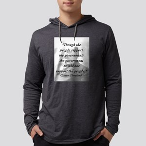 Cleveland - Support Mens Hooded Shirt