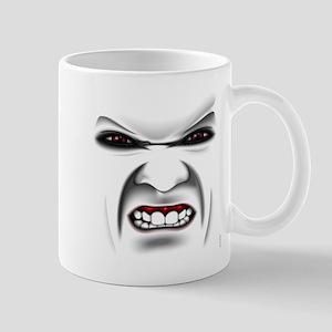 Angry face / Cara enojada / Böses Gesicht / Visage