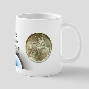 Stone Mountain Coin Mug
