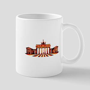 Brandenburg Gate / Brandenburger Tor Mug