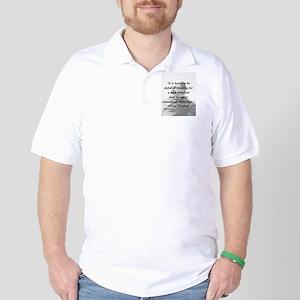 Cleveland - High Principle Polo Shirt