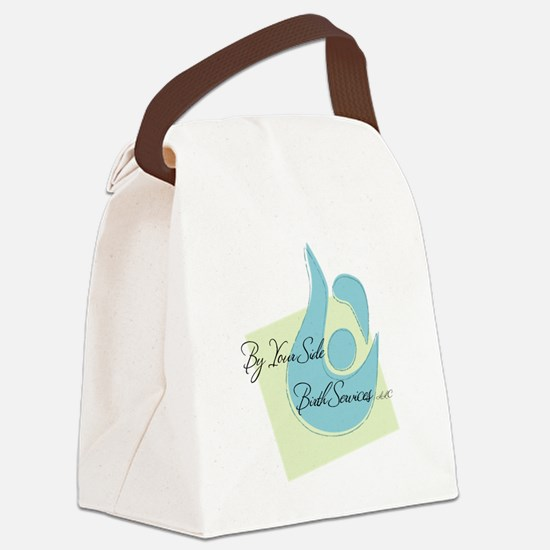 Cool Doula Canvas Lunch Bag