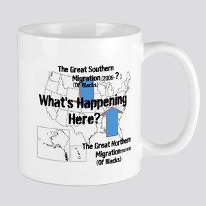 The Great Migration. What's Happening Here? Mug