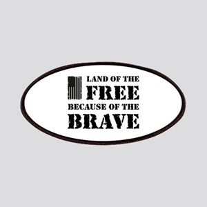 Land of the Free Camo Patches