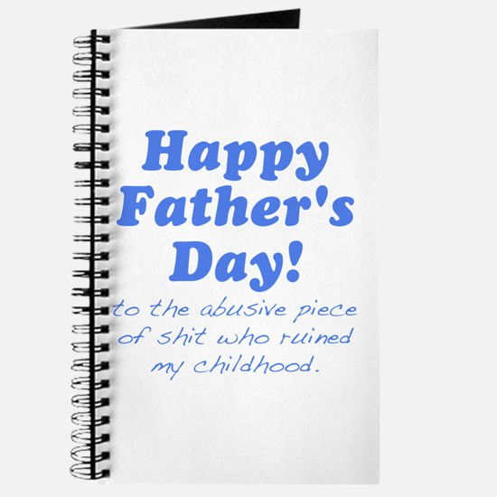 Happy Fathers Day... Journal