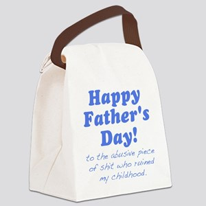 Happy Fathers Day... Canvas Lunch Bag