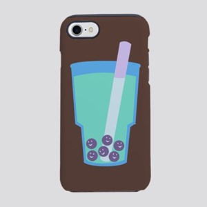 bubble-tea_b iPhone 7 Tough Case