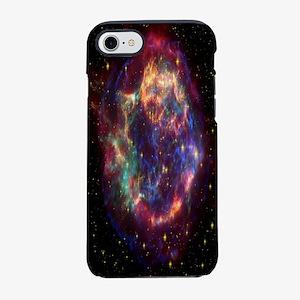 Cassiopeia Constellation Iphone 7 Tough Case