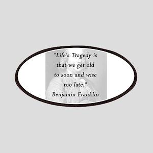 Franklin - Lifes Tragedy Patch