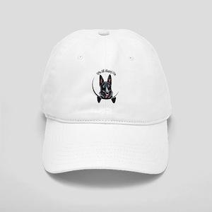 Black GSD IAAM Cap