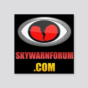 Got Skywarn? Sticker