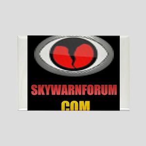 Got Skywarn? Rectangle Magnet