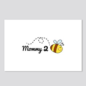 Mommy 2 Bee Postcards (Package of 8)