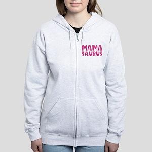 Mamasaurus Women's Zip Hoodie